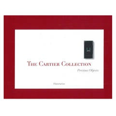 Book of The Cartier Collection Precious Objects