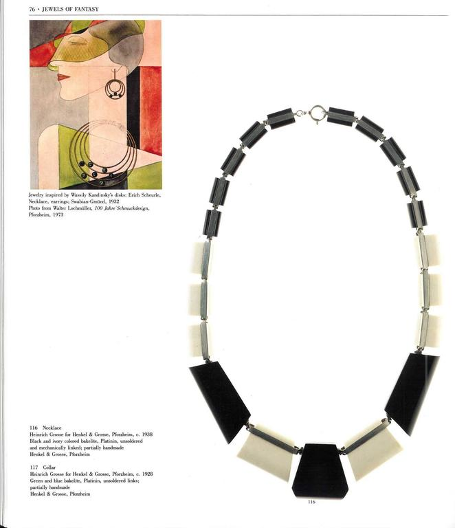 This book is an in depth survey of this new found creativity of jewelry design, which is for jewelry which is designed to be worn seven days a week by anyone so inclined and not as is often the case with fine jewelry which is stored safely away and