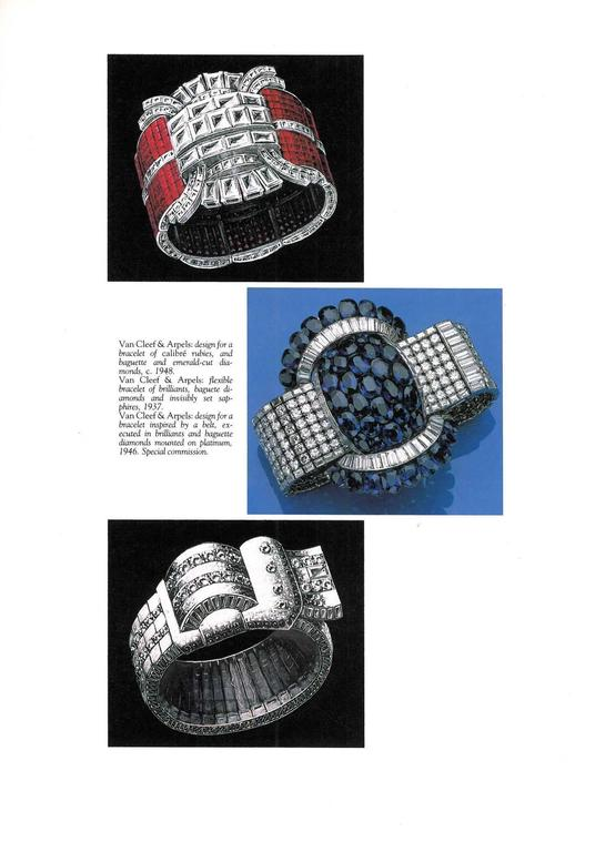 Women's or Men's Book of Jewelry of the 1940s and 1950s
