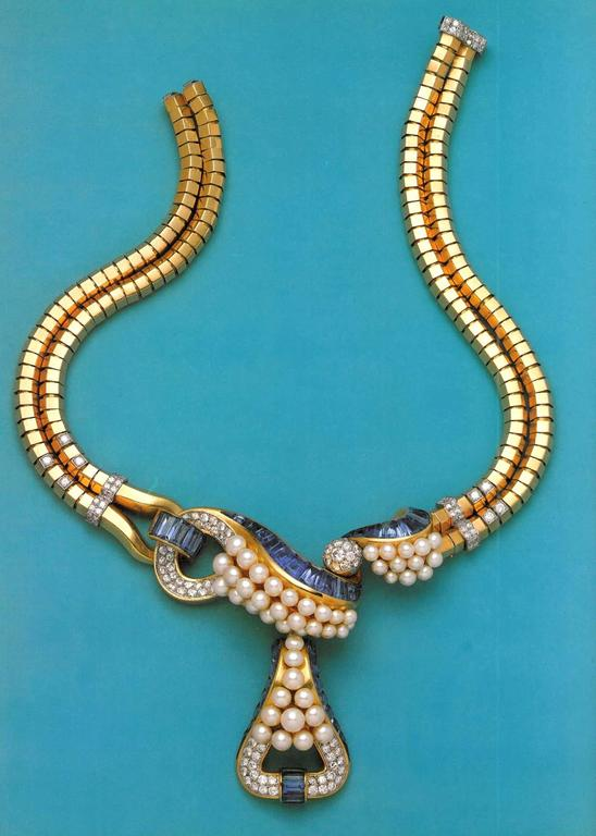 Book of Jewelry of the 1940s and 1950s  5