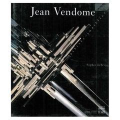 Book of Jean Vendome Artiste, Joaillier Half a Century of Creation