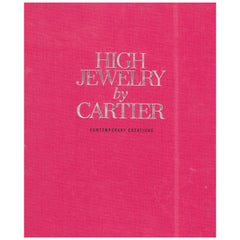 """High Jewelry by Cartier - Contemporary Creations"" Book"