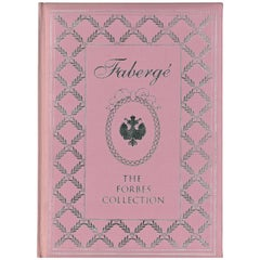 """Faberge, the Forbes Collection"" Book"
