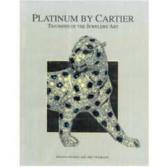 Book of Platinum by Cartier, Triumph of the Jewelers Art