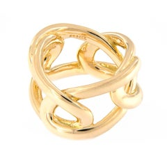 Angela Cummings Yellow Gold Ring