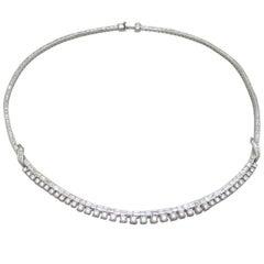 Impressive Diamond Necklace