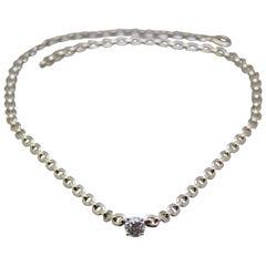 Cartier Diamond Necklace