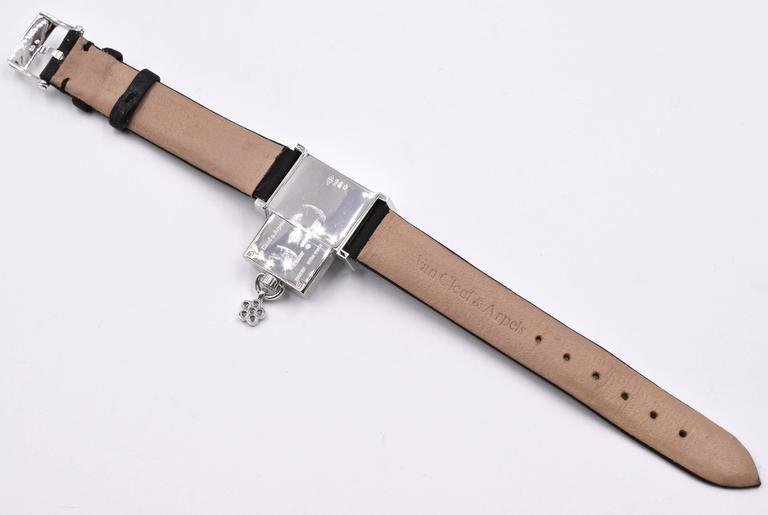 Van cleef and arpels secret miroir des eaux wristwatch at for Miroir des secrets