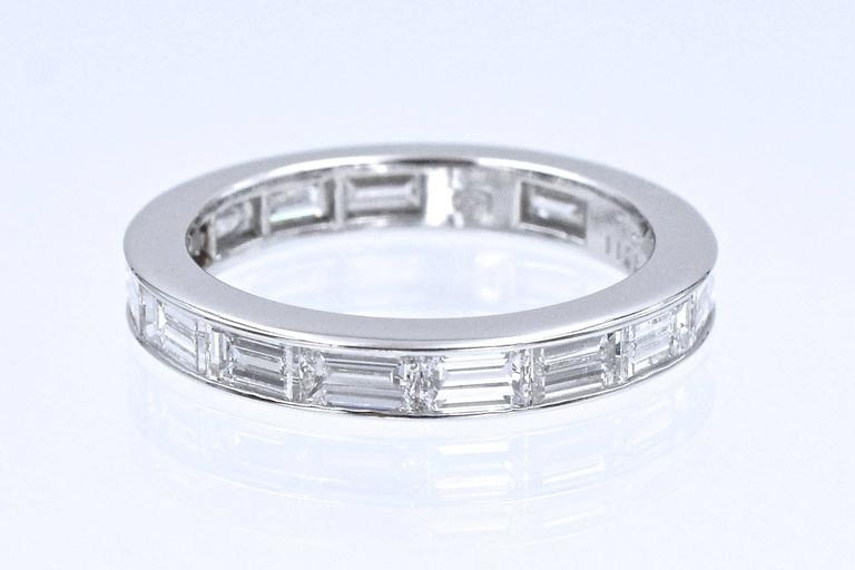 Harry Winston Diamond Eternity Band 2