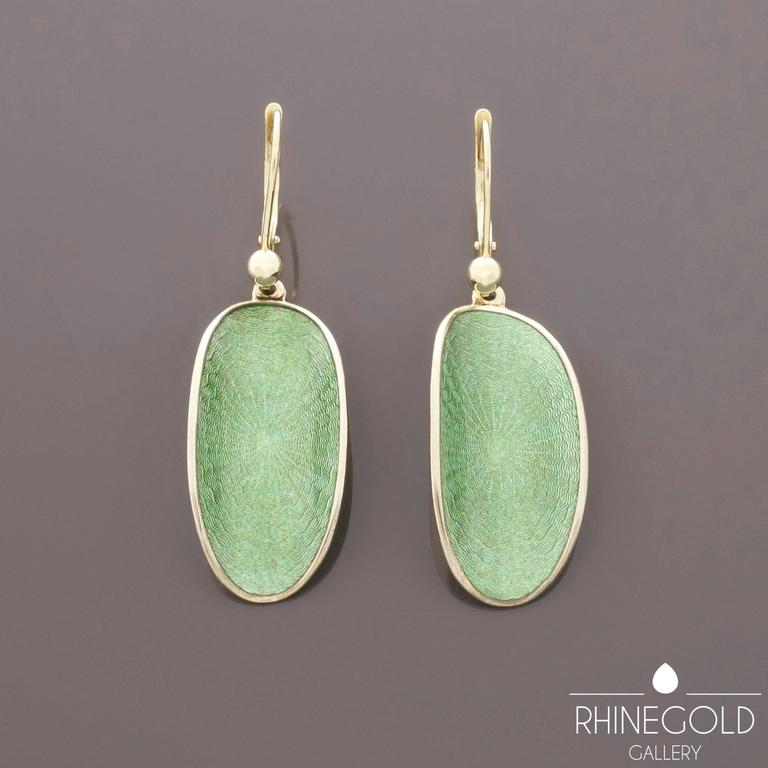 chic earrings elegant modernist img turquoise lai and products