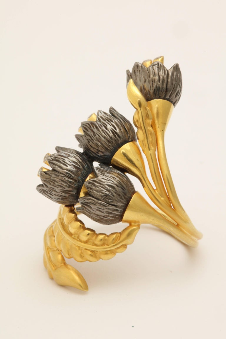 Rebecca Koven Lily of the Valley Ring In Excellent Condition For Sale In Fifth Avenue, NY