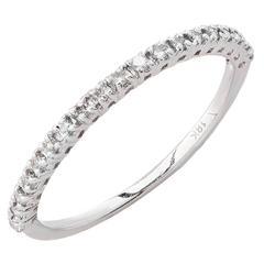 .25 Carat Diamond White Gold Ring