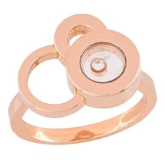 Chopard Rose Gold Happy Dreams Ring
