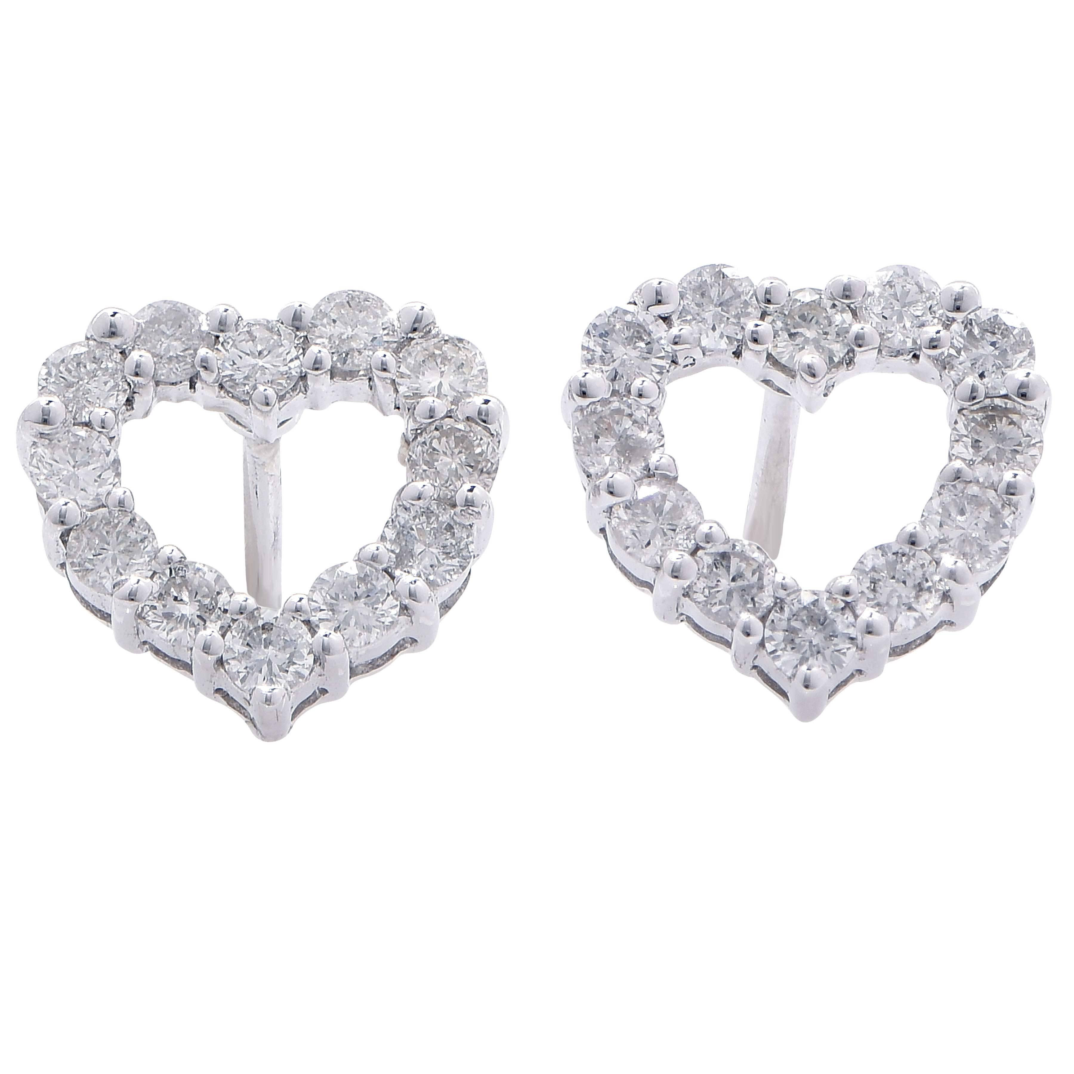 silk thread home product sale earrings shoppersloot accessories heart reviews img shape