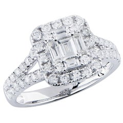 1.15 Carat Diamond Fashion Ring