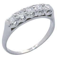.50 Carat Diamond Ring in Platinum