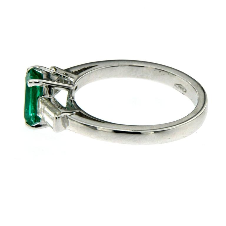columbian emerald gold ring for sale at 1stdibs