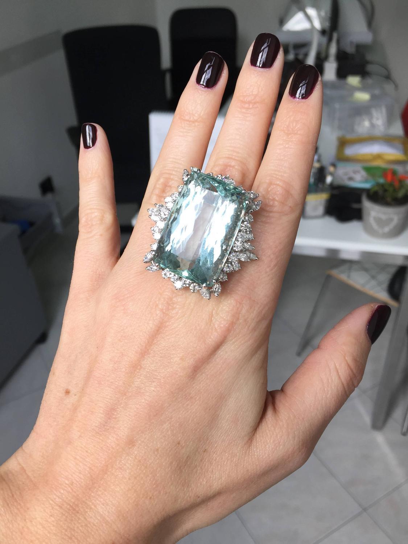 80 carat aquamarine