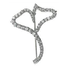 Tiffany & Co. Diamond Brooch