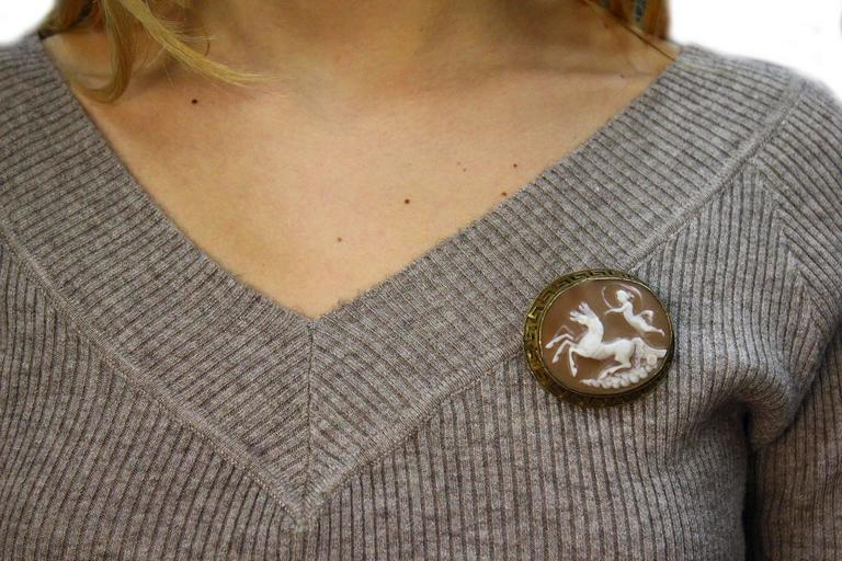 Cameo Brooch For Sale 1