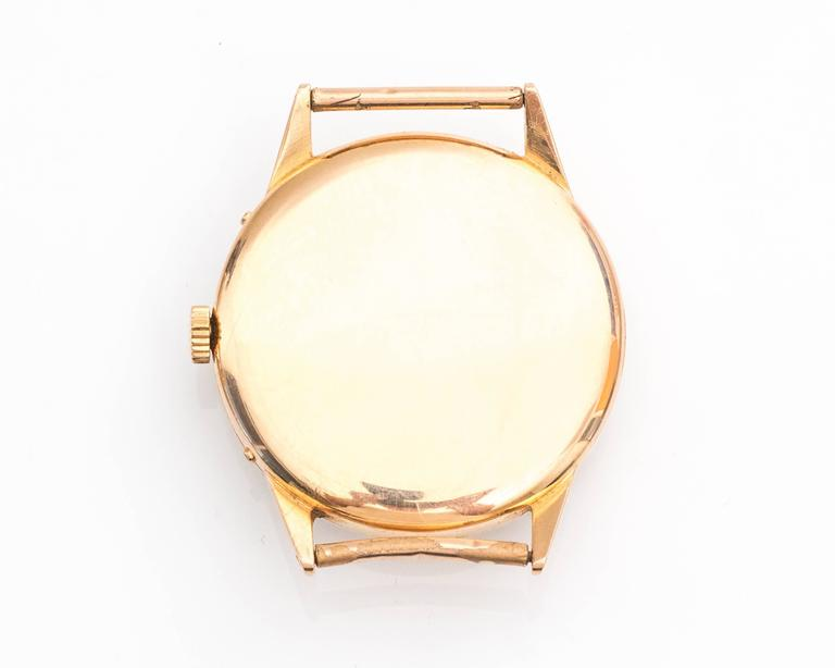Movado Rose Gold Watch Head 5