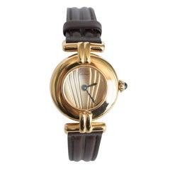 Cartier Vermeil Watch