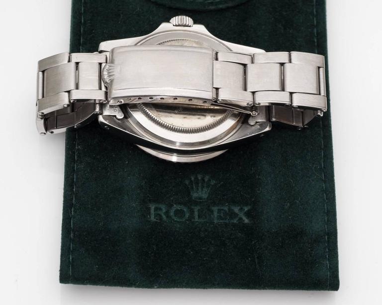 Rolex 5513 Matte Submariner Watch For Sale 3