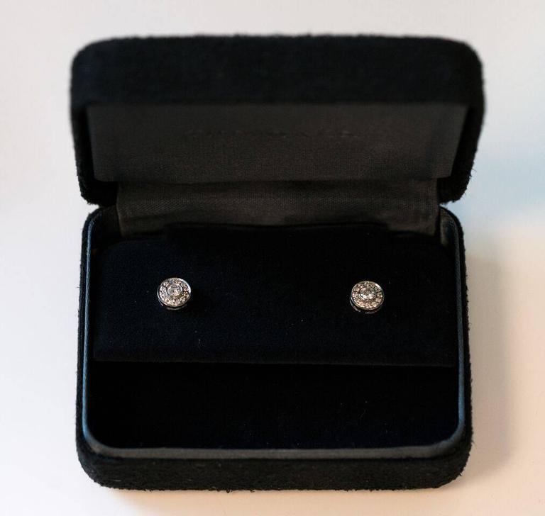 Women's Tiffany & Co. Mini Circlet Earrings For Sale