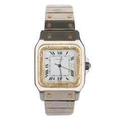 Yellow Gold Cartier Watch