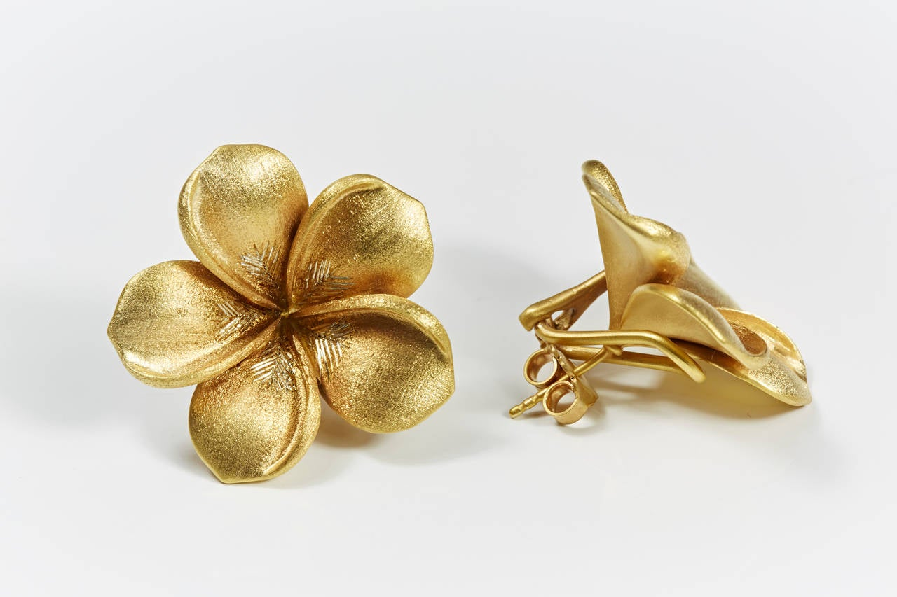 large diamond earrings moda gold loading by hueb flower operandi yellow