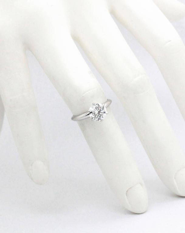 FERRUCCI GIA Certified 1.50 Carat D color VVS2 Diamond Ring For Sale 6