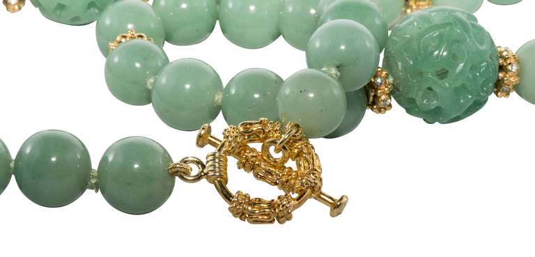 Jade Necklace For Sale 2