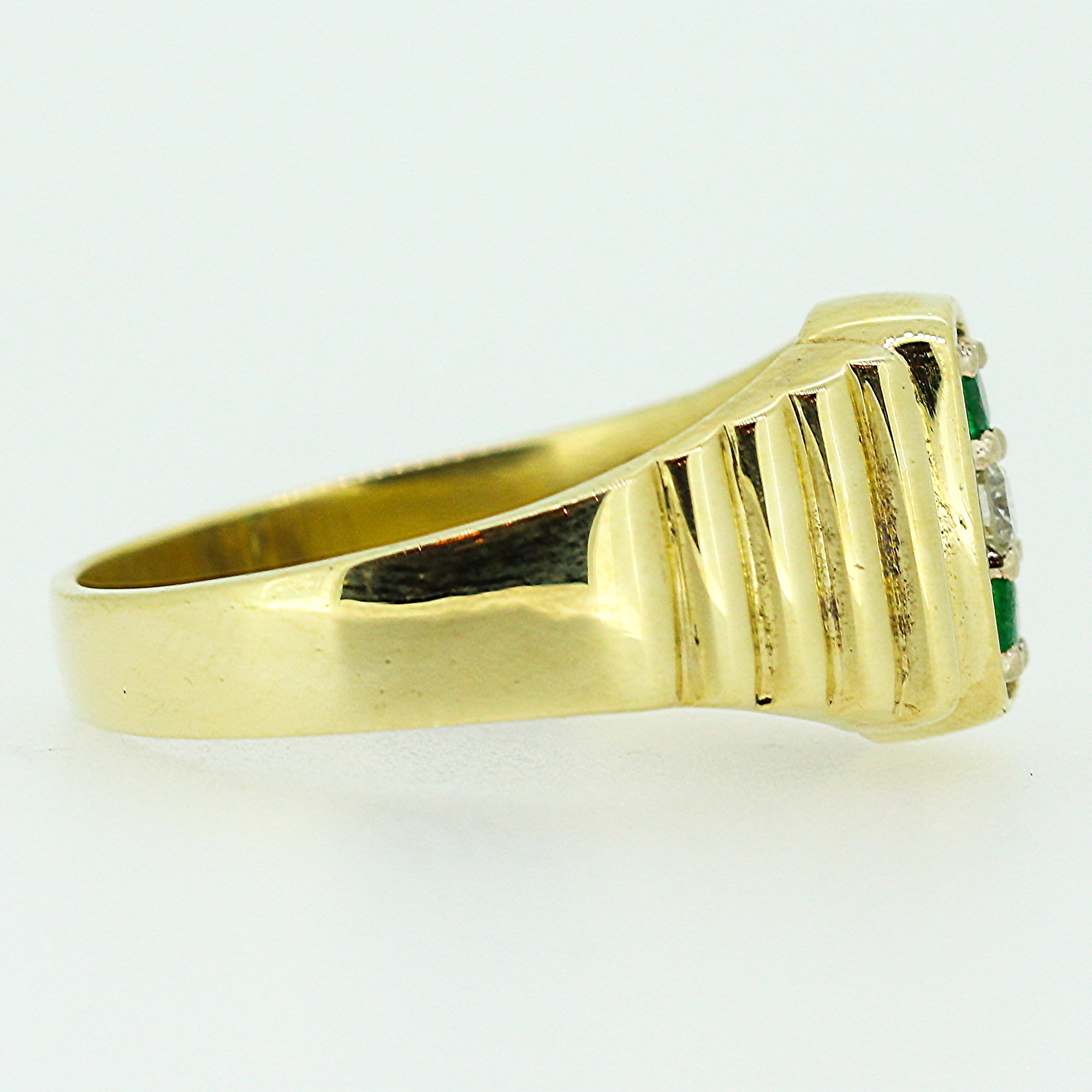 emerald mens gold jade ring indian google jewellry bridal pin search men