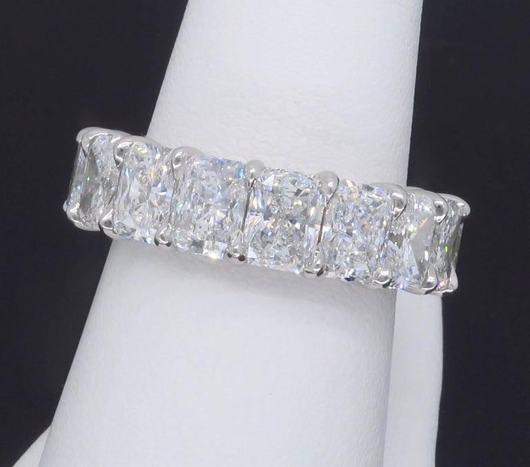 Harry Winston Radiant Diamond Ring For Sale