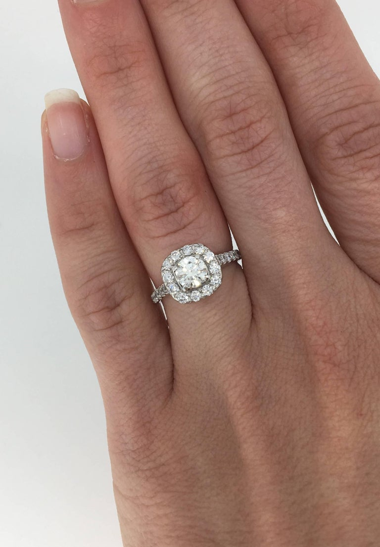 Signed 115 Carat Diamond Halo Engagement Ring At 1stdibs. Detroit Tigers Rings. Big Heart Engagement Rings. $70000 Engagement Rings. Greek Rings. Olive Skin Wedding Rings. Rice Rings. Partners In Crime Rings. Ctw Diamond Wedding Rings