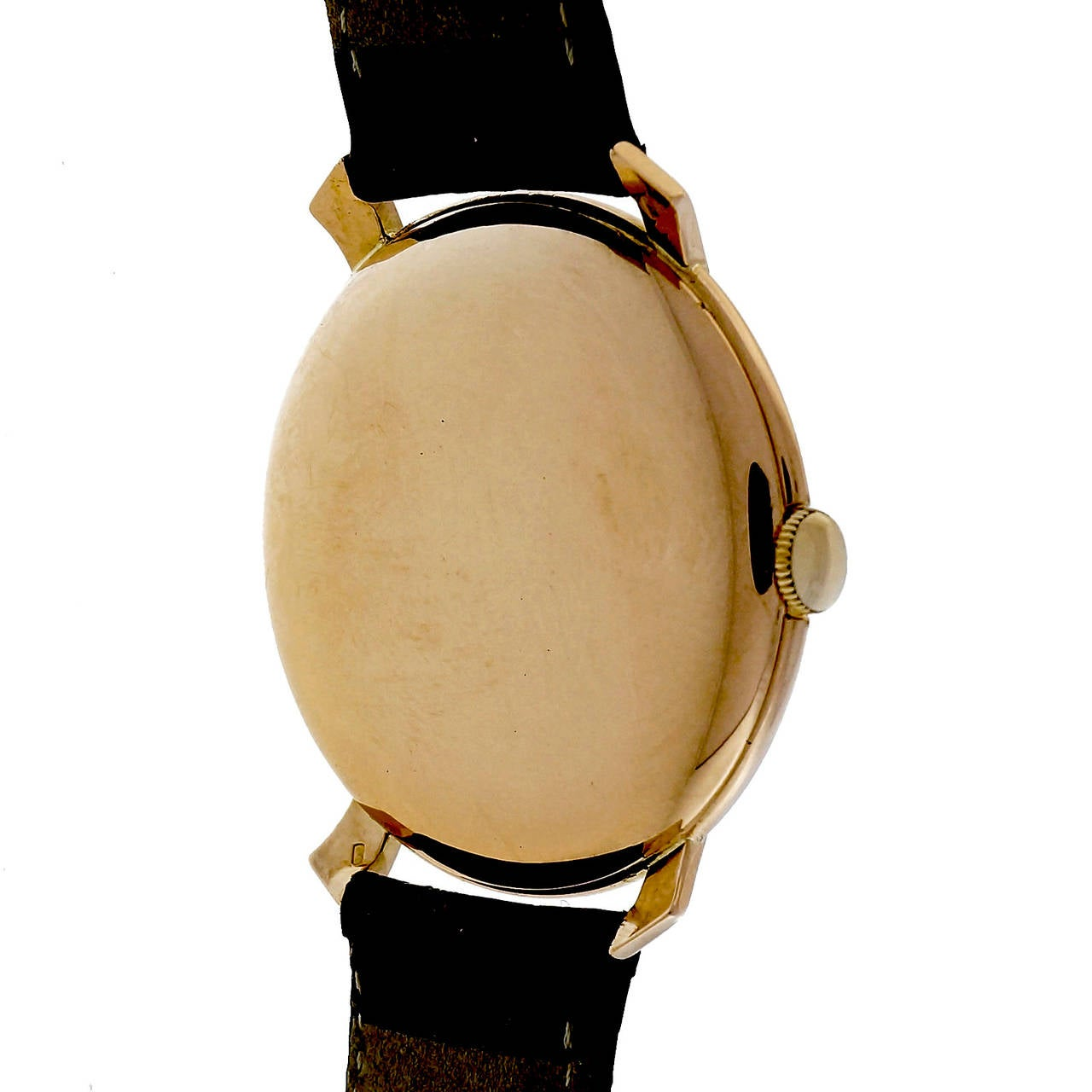 IWC Rose Gold Wristwatch Retailed by Tiffany & Co. 4