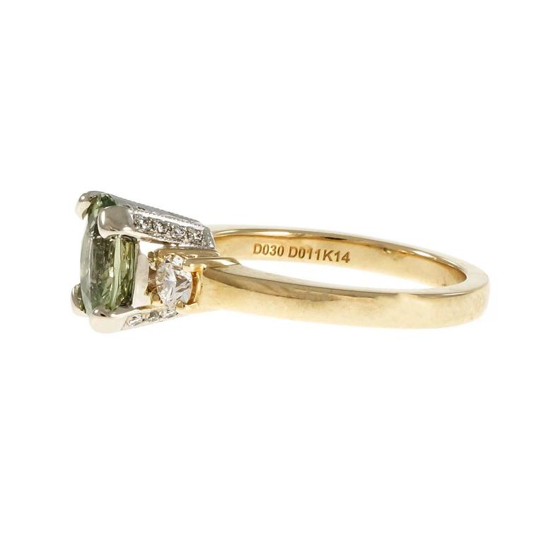 and light no rings yellow ring j natalie overtones gold sapphire three d id diamond gia engagement k natural certified heat stone grey green l with jewelry