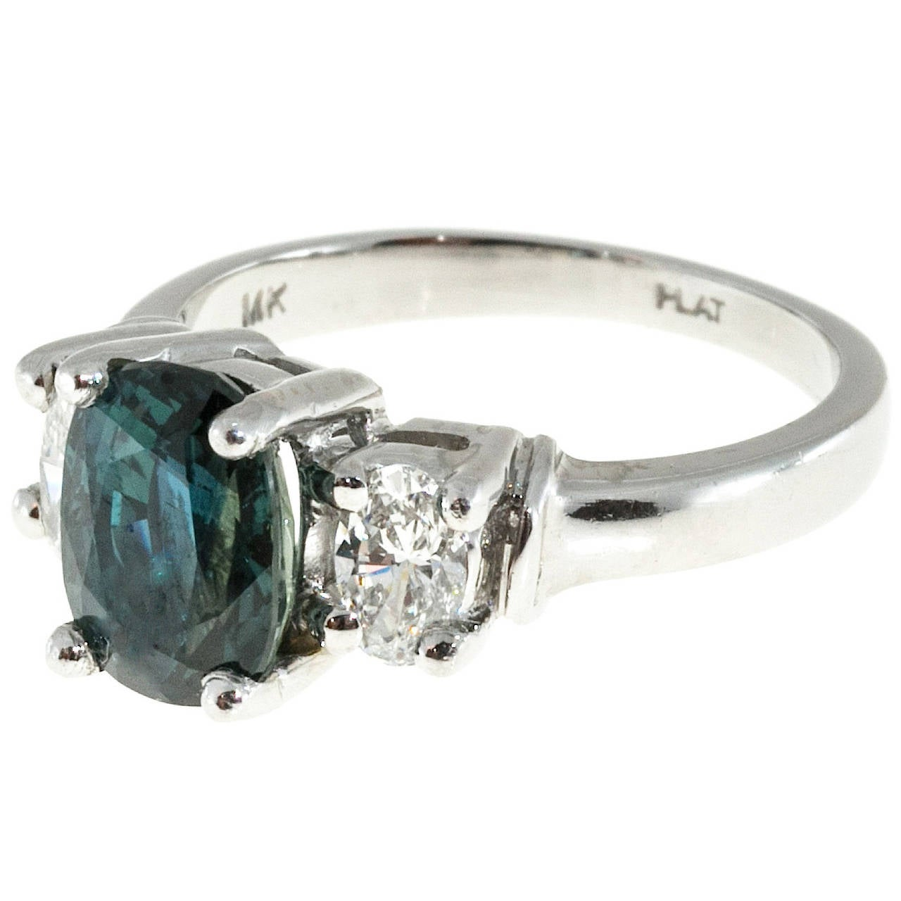 engagement gold green rings img sapphire in tagged blue rose topic