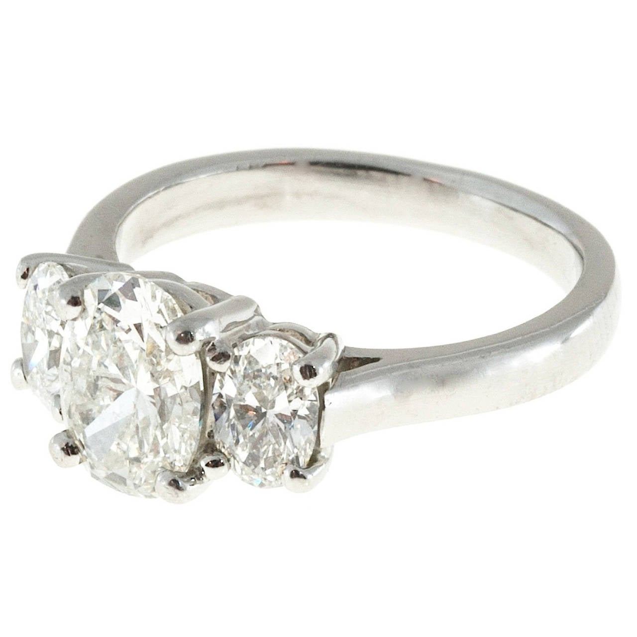 image s ring platinum engagement from berrys three berry jewellery diamond rings stone jewellers