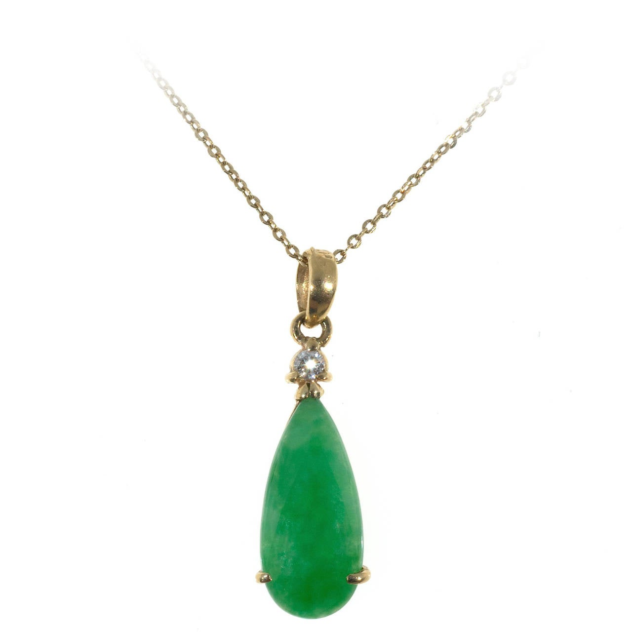 pear pdp online main johnlewis gold topaz rsp chain white pendant buyewa and shaped ewa necklace blue at