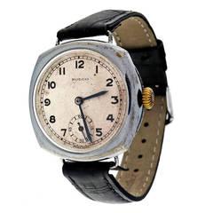 Rolex Stainless Steel Rolco Wristwatch