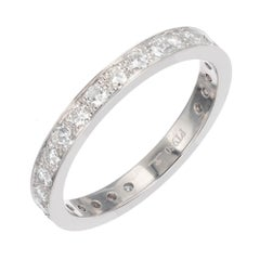.70 Carat Diamond Eternity Wedding Band Ring