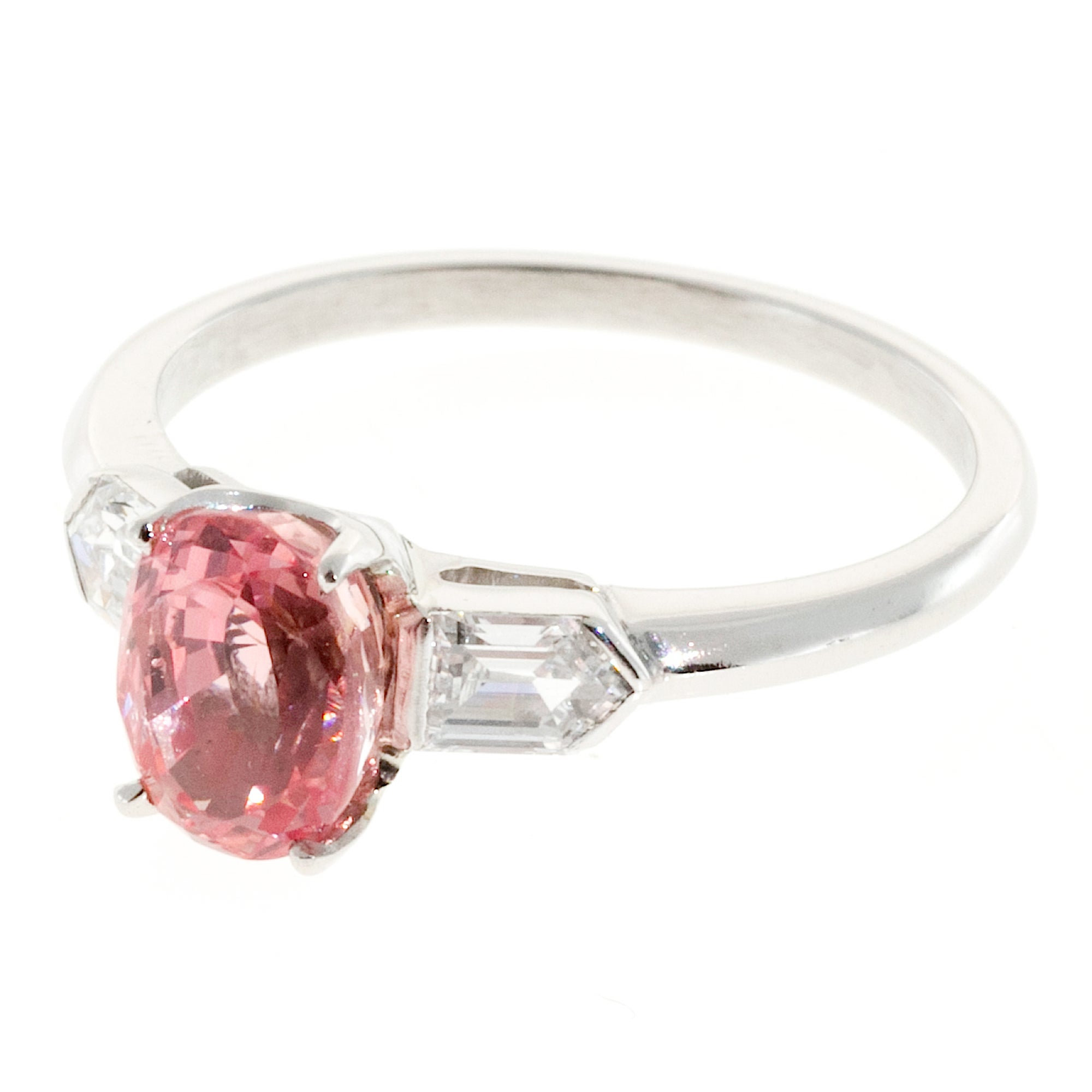 products engagement and pink ring buy rings paolo sapphire rose gold diamond costagli an stone