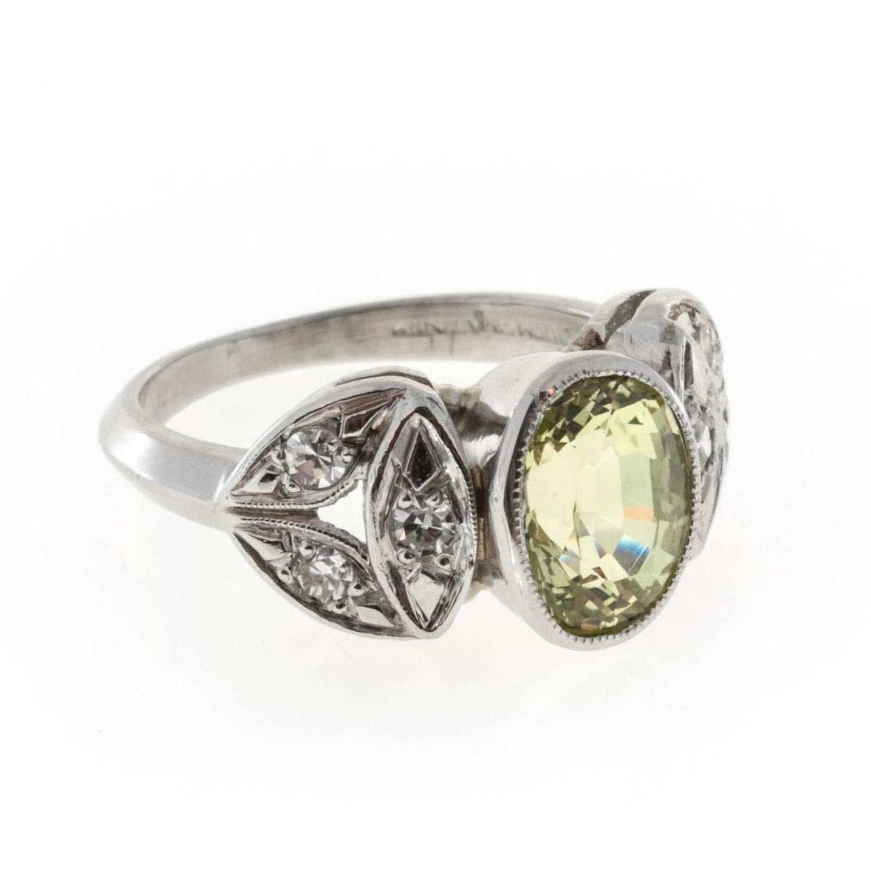 Natural Oval Chrysoberyl Diamond Platinum Ring For Sale At. Genuine Peridot Rings. 21k Gold Engagement Rings. Peridot Accent Wedding Rings. Shotgun Wedding Rings
