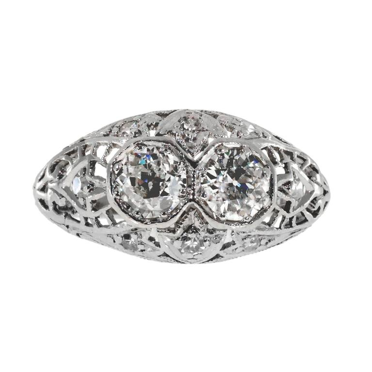 Art Deco Diamond Filigree Dome Platinum Engagement Ring. Evil Eye Rings. August Birthstone Necklace. Traditional Wedding Rings. Gold Stud Earrings. Trio Bands. Wedding Ring Set Platinum. Brass Earrings. Highest Quality Diamond