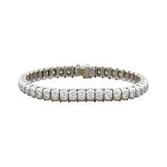 Neil Joseph Diamond Two-Tone Gold Bracelet