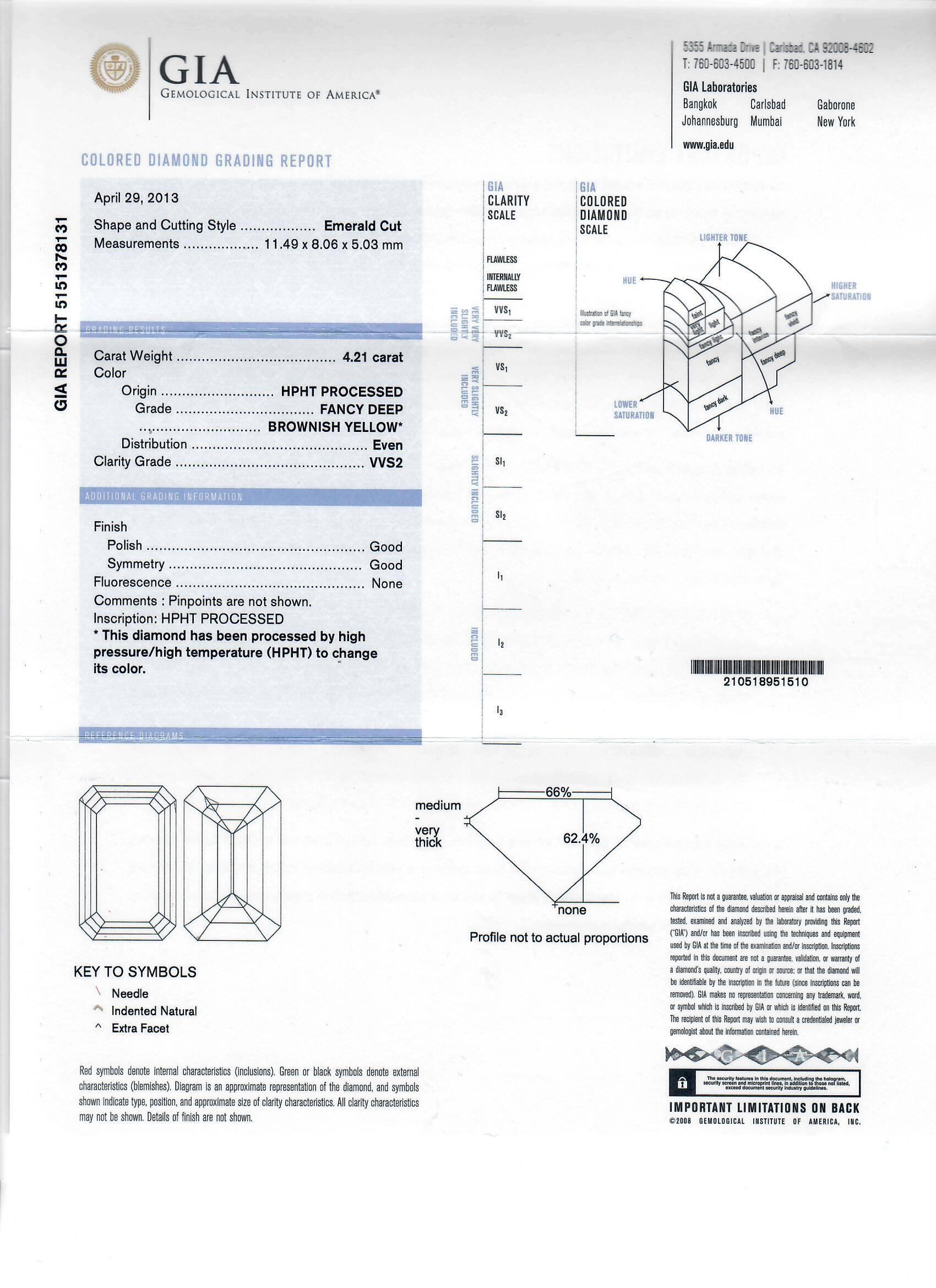 services igl grading report diamond international laboratory certificate gemological page