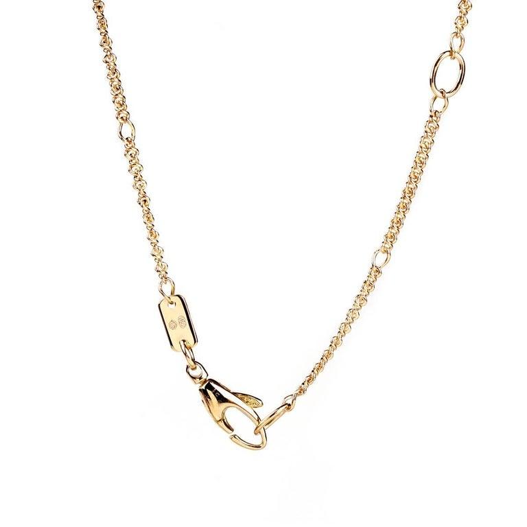 44b1b095f36dd Gucci Le Marche des Merveilles Bee Diamond Necklace