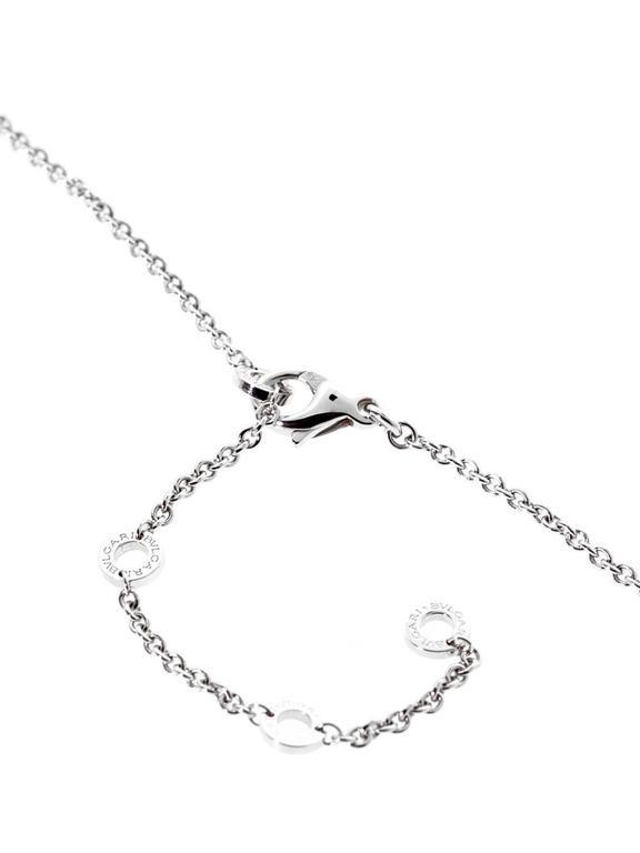 Bulgari Astrale Diamond Gold Necklace 3
