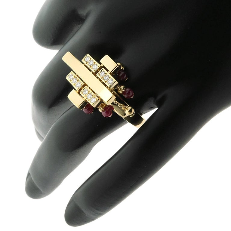 An extremely rare authentic Cartier